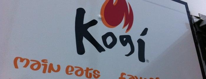 Kogi BBQ Truck is one of YumLA.
