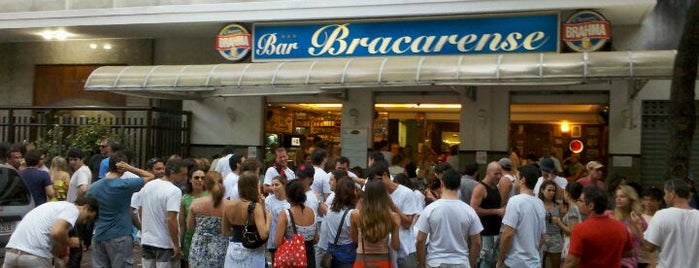 Bar Bracarense is one of Melhores Restaurantes e Bares do RJ.
