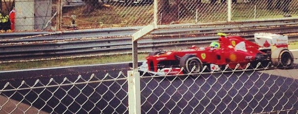 Autodromo Nazionale di Monza is one of Bucket List for Gearheads.
