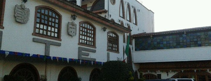 Jeroc's Hotel is one of Vacaciones.