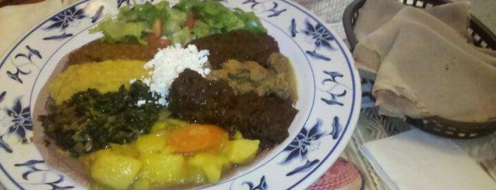 Asmara Restaurant is one of Oakland Veg Week Specials.