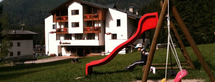 Ski residence - wellness and family is one of ideaturismo.