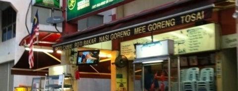 Restoran Syed Abu (Nasi Kandar Jelutong) is one of Lugares favoritos de Prisoner.