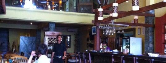 Lemongrass Thai Restaurant is one of Kuta — Jimbaran.