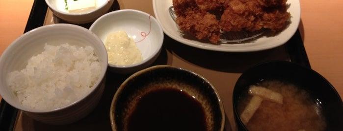 ごはん処 やよい軒 東池袋店 is one of สถานที่ที่ Tomato ถูกใจ.