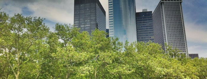 Battery Park is one of 101 places to see in Manhattan before you die.
