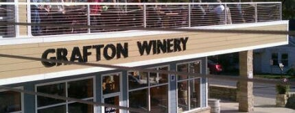Grafton Winery is one of Drinks!.