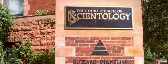 Founding Church of Scientology is one of Locais salvos de Chad.