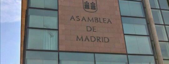 Asamblea de Madrid is one of Cristinaさんのお気に入りスポット.