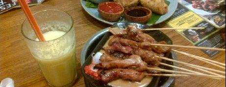 Sate Khas Senayan is one of Top Jakarta Restaurants.