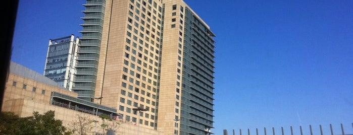 Grand Hyatt São Paulo is one of Best places in São Paulo, Brasil.