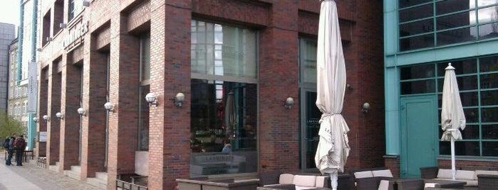CARL & SOPHIE Spree Restaurant is one of Berlin.