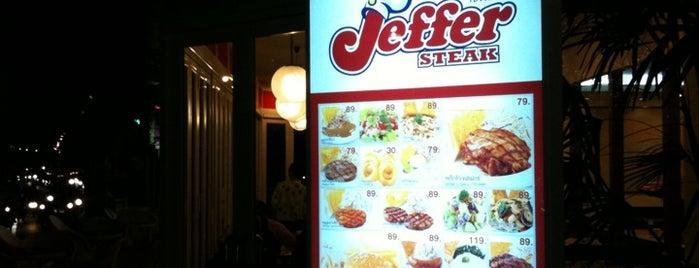 Jeffer Steak I เจฟเฟอร์ สเต็ก is one of Lieux qui ont plu à Olga.