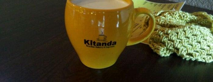 Kitanda Brazilian Coffee & Bakery is one of Rata's Seattle Coffee Trip - A Coffee Crawl!.