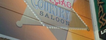 Las Vegas Country Saloon is one of Vegas Death March.