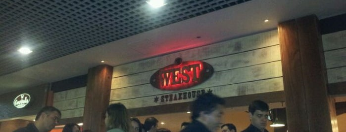 West Steakhouse is one of No Visa, vale?.