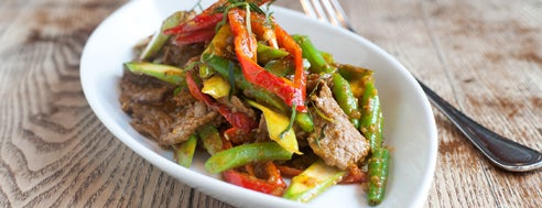 Pure Thai Cookhouse is one of #100best dishes and drinks 2011.