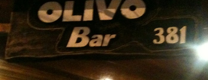 Olivo Espetu's Bar is one of Drinks.