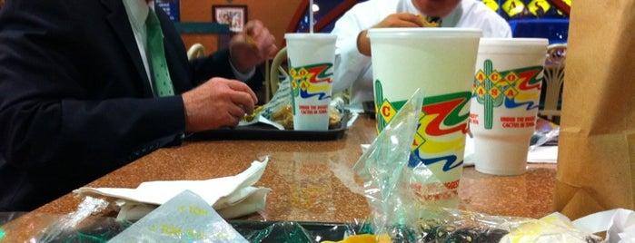 Taco Casa is one of Stephen : понравившиеся места.