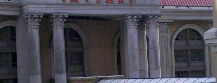 Caesars Atlantic City Hotel and Casino is one of Atlantic City Casinos.