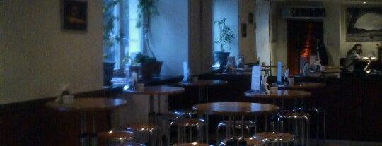 Mono is one of Cafe Kyiv (Kiev, Ukraine).