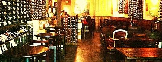 Veritas Wine Room is one of Best Date Night Spots.