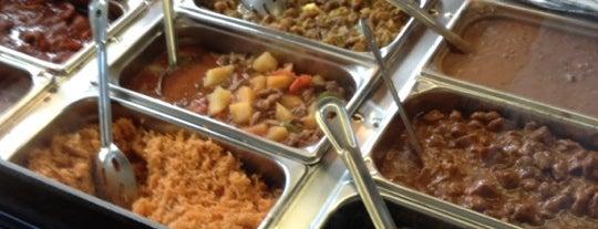 Taqueria Laredo is one of AC's Houston's Top 100 Restaurants 2012.