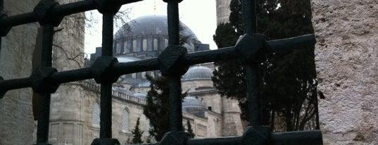 Süleymaniye Camii is one of Turkey 2013.