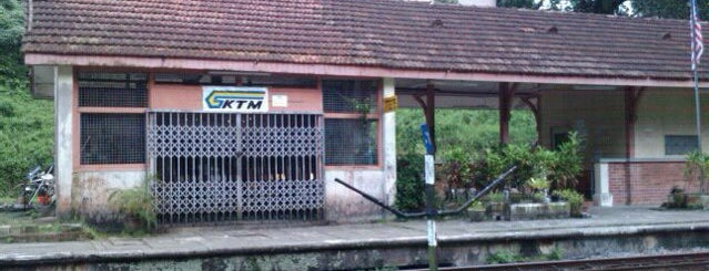 Bukit Timah Railway Station is one of Trek Across Singapore.