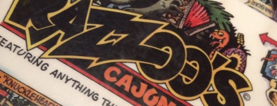 Razzoo's Cajun Cafe is one of ATX Favs.