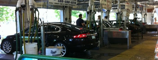 Mr. C's Carwash is one of Locais salvos de Octavio.
