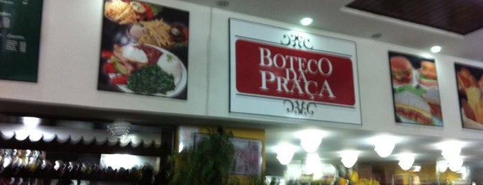 Boteco da Praça is one of Daguito 님이 좋아한 장소.