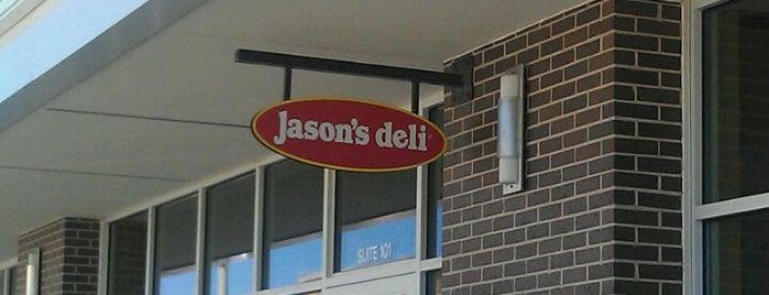 Jason's Deli is one of Num Num Num.