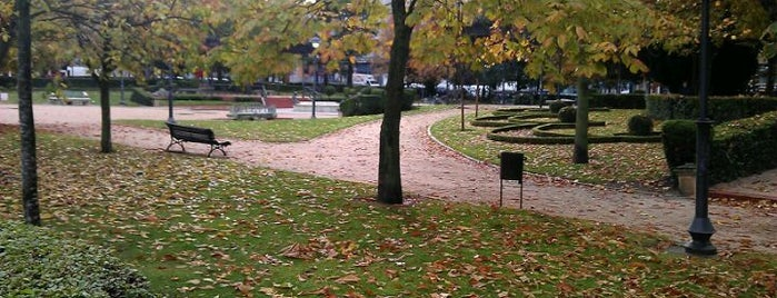 Parque de Poniente is one of Guide to Valladolid's best spots.