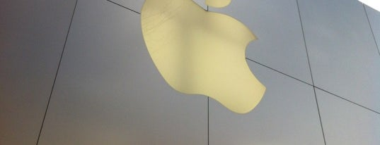 Apple Bethesda Row is one of Tempat yang Disukai IS.