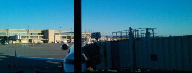 Kansas City International Airport (MCI) is one of Airports around the World.