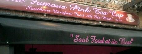 The Pink Tea Cup is one of Allison'un Kaydettiği Mekanlar.