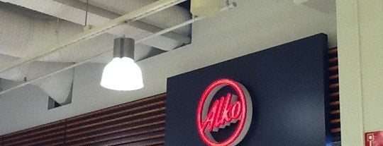 Alko is one of Lugares favoritos de Petter.