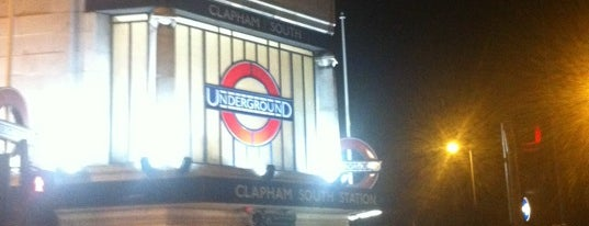 Clapham South London Underground Station is one of Underground Stations in London.