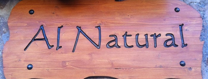Cafe Al Natural is one of Bares, qué lugares!!.