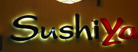 SushiYa is one of Brunoさんの保存済みスポット.
