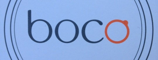 Boco is one of A Paris.