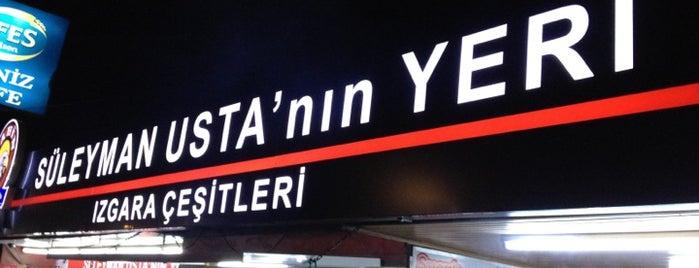 Süleyman Usta'nın Yeri is one of ersinco 님이 좋아한 장소.