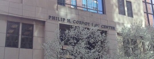 Philip H. Corboy Law Center is one of Places that are checked off my Bucket List!.