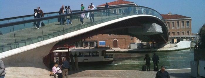 Ponte della Costituzione is one of Venezia.