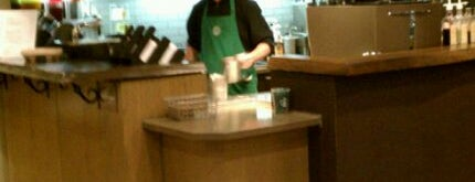 Starbucks is one of Remember College?.