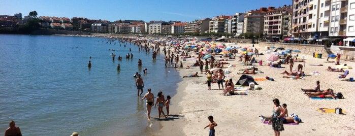 Praia de Silgar is one of Lieux qui ont plu à Yago.