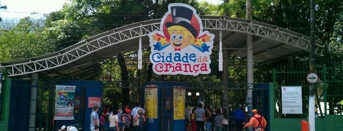 Cidade da Criança is one of สถานที่ที่ Kleber ถูกใจ.