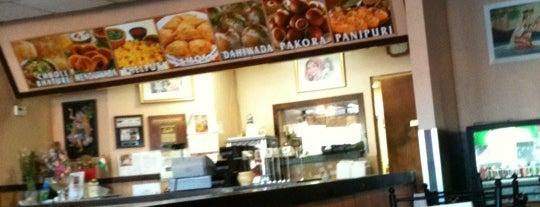 Swad Indian Restaurant is one of TX Herbivore-in-training.