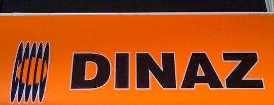 Dinaz DUS   Krasta is one of Benzintanki LV.